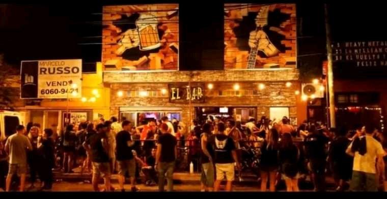 El Bar hurlingham