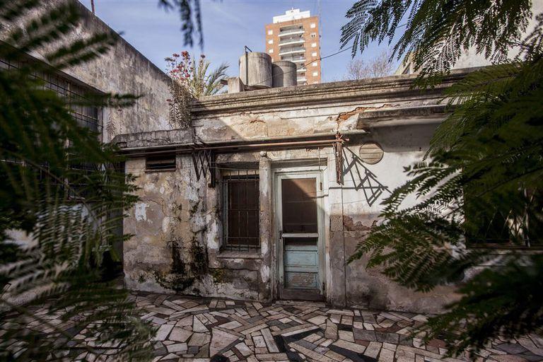 Casa María Elena Walsh en Villa Sarmiento