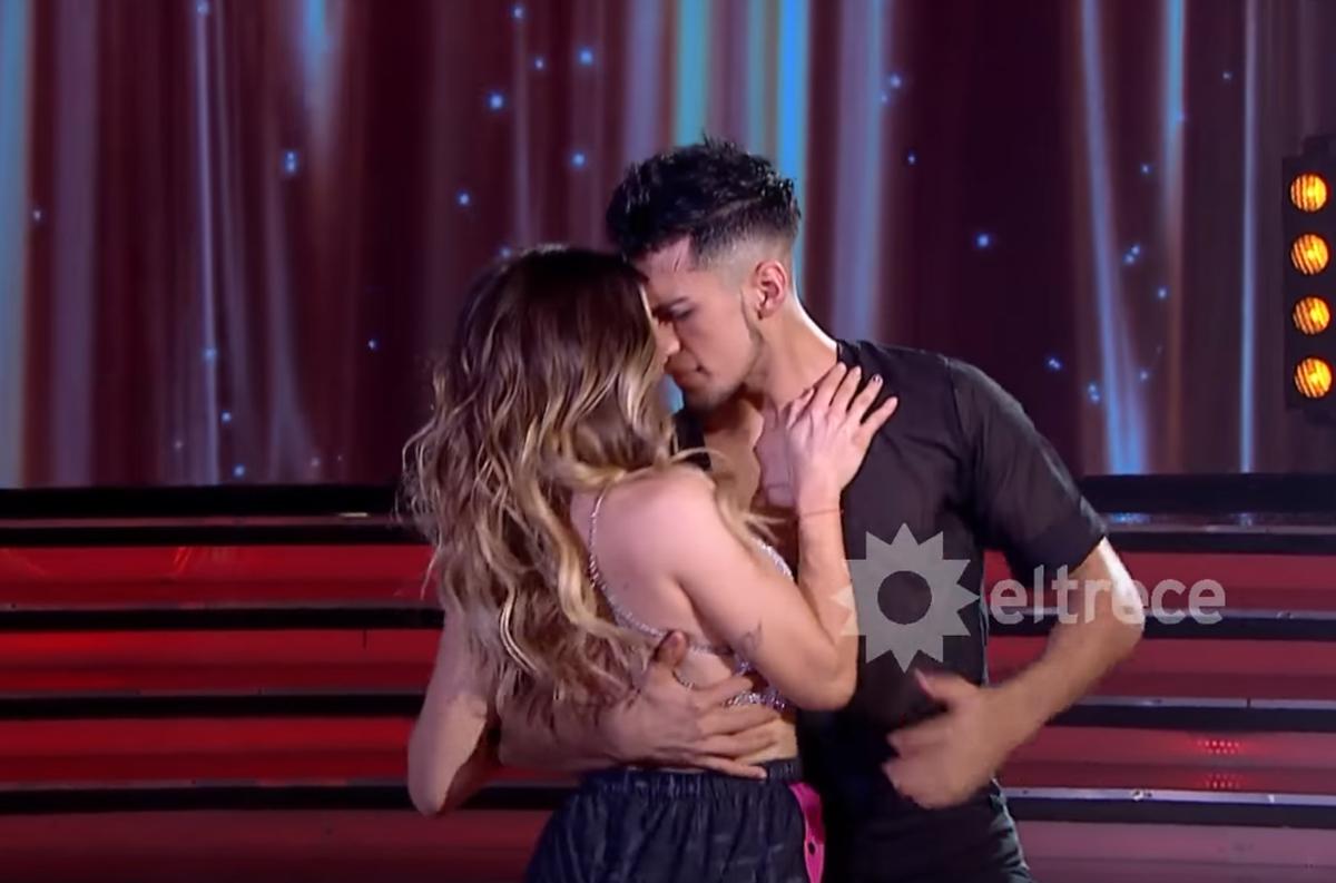 Jimena Barón y su relación con el bailarín de La Academia