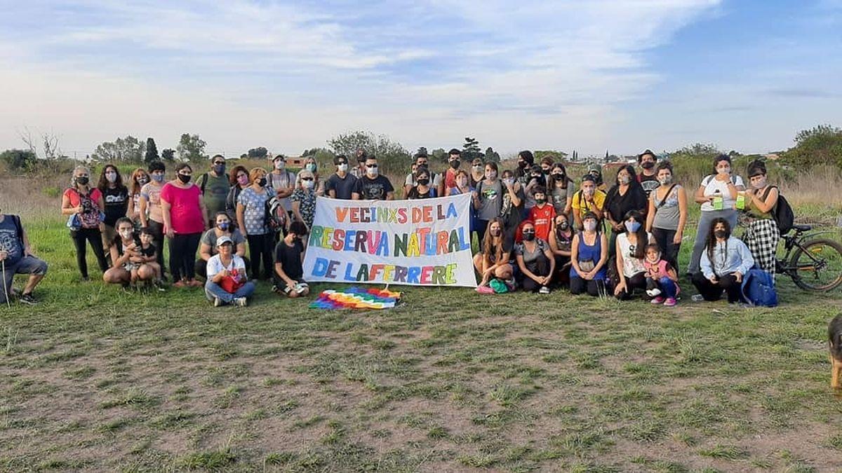 Organizarán una bicicleteada y una jornada de protesta para reclamar por la reserva natural de Laferrere