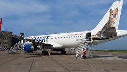 altText(JetSMART ofrecerá cambiar sin costo los vuelos programados entre el 21 y el 31 de mayo)}