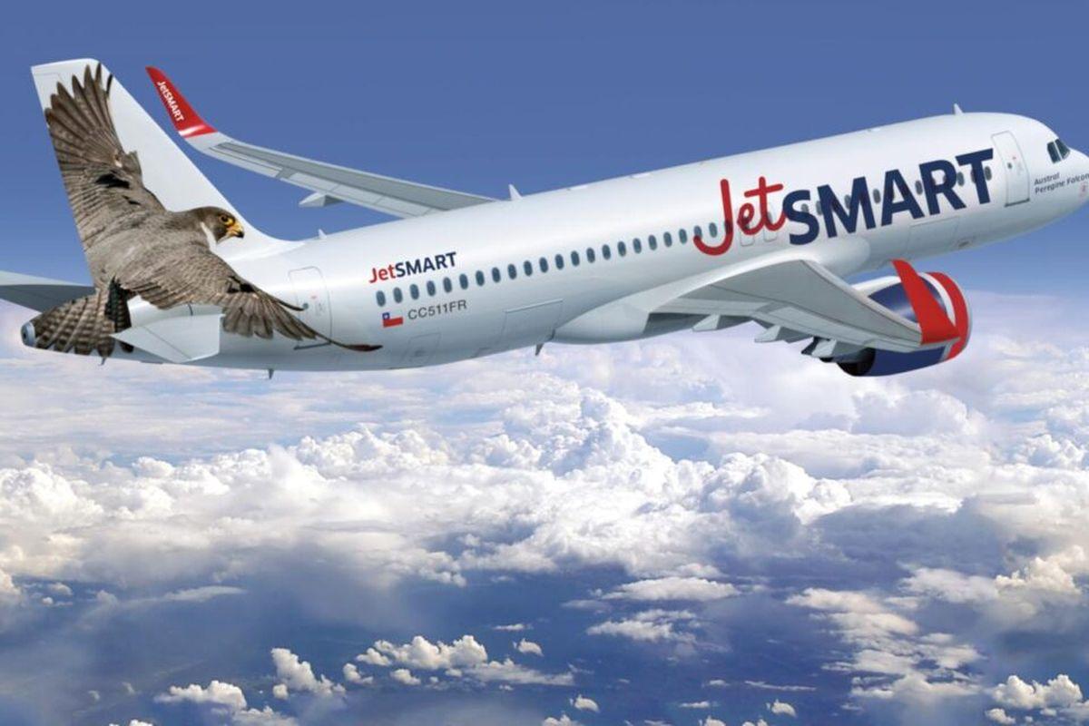 Volvieron a operar los vuelos de JetSMART a Neuquén y Salta