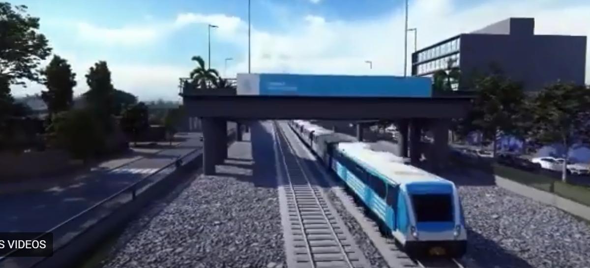 Moreno: fijan plazos para el Puente modular