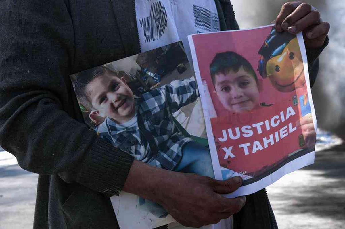 Laferrere: Piden Justicia por Tahiel a un año del accidente