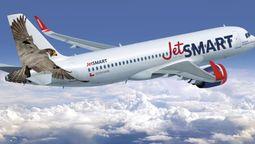 altText(Volvieron a operar los vuelos de JetSMART a Neuquén y Salta)}