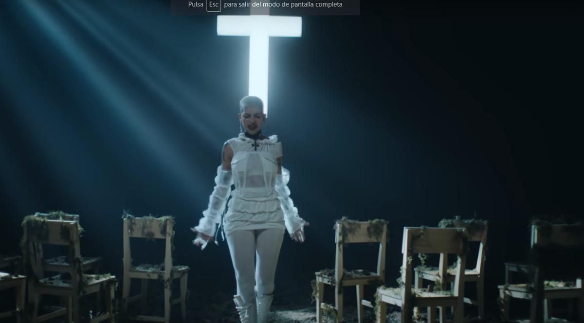 El Reino: la nueva canción de Cazzu para la serie de Netflix