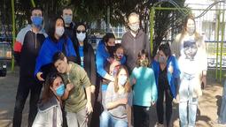 altText(Ya está inaugurada la plaza inclusiva de Caseros para chicos con autismo)}