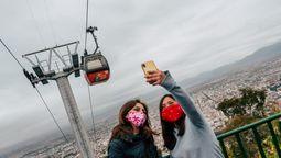 altText(Semana Santa 2021: 1,9 millones de turistas viajaron por el país)}