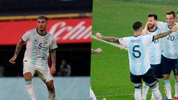 La historia de vida de Leandro Paredes, de San Justo a la Selección Argentina