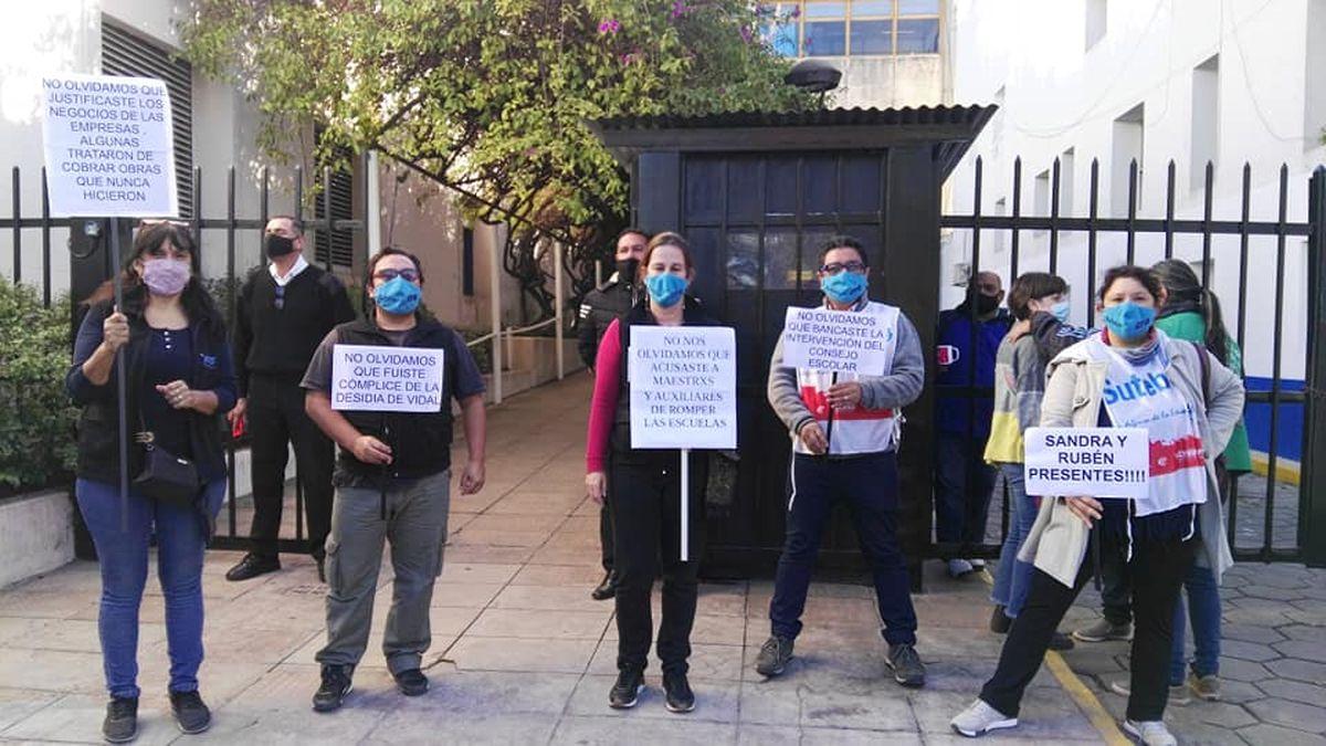 Polémica en Moreno por la asunción de un concejal que fue clave en la gestión de Educación de Vidal