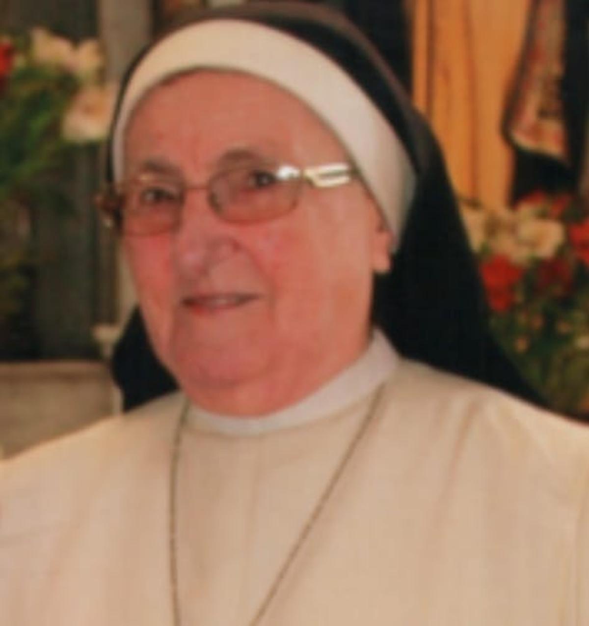 San Justo: falleció la hermana Clementina
