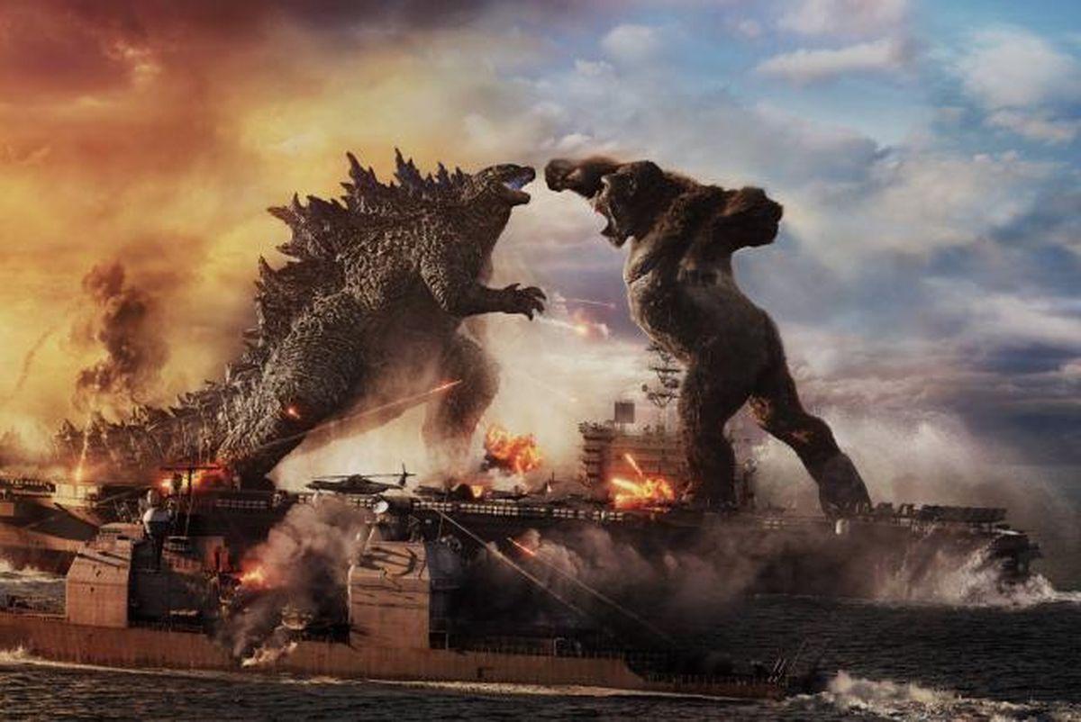 Una batalla para todas las edades en el cine: Godzilla vs. Kong