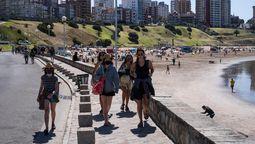 altText(Turismo: 8 millones de argentinos se movilizaron desde el inicio de la temporada)}