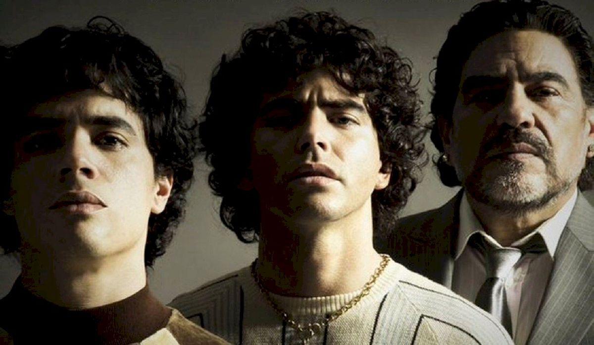 Maradona: el 29 de octubre se estrena la serie sobre su vida
