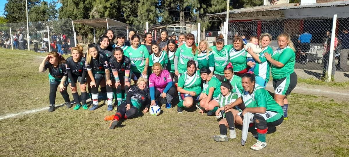 Moreno: Arrancó la Liga Femenina de fútbol