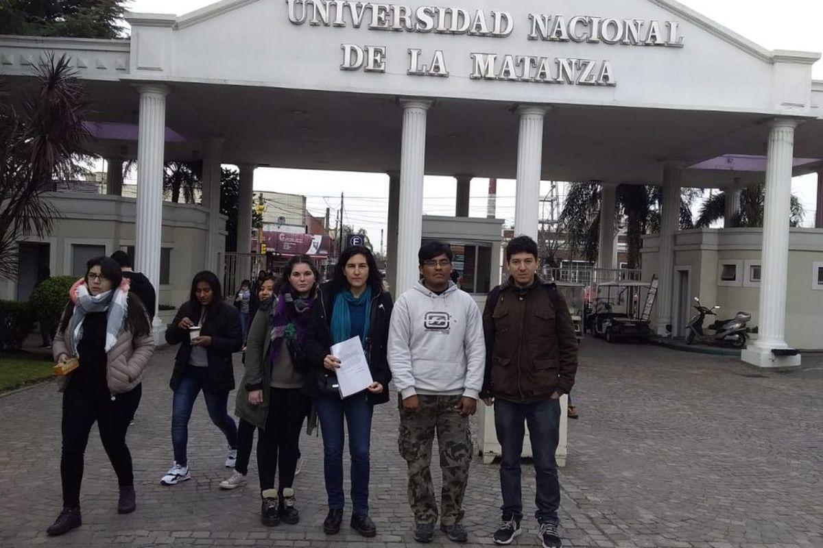 La Matanza: Proponen que se haga un debate público de candidatos a intendente en UNLaM