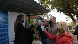 altText(Habilitaron un módulo de agua corriente que beneficiará a más de 15 mil vecinos de Ituzaingó)}