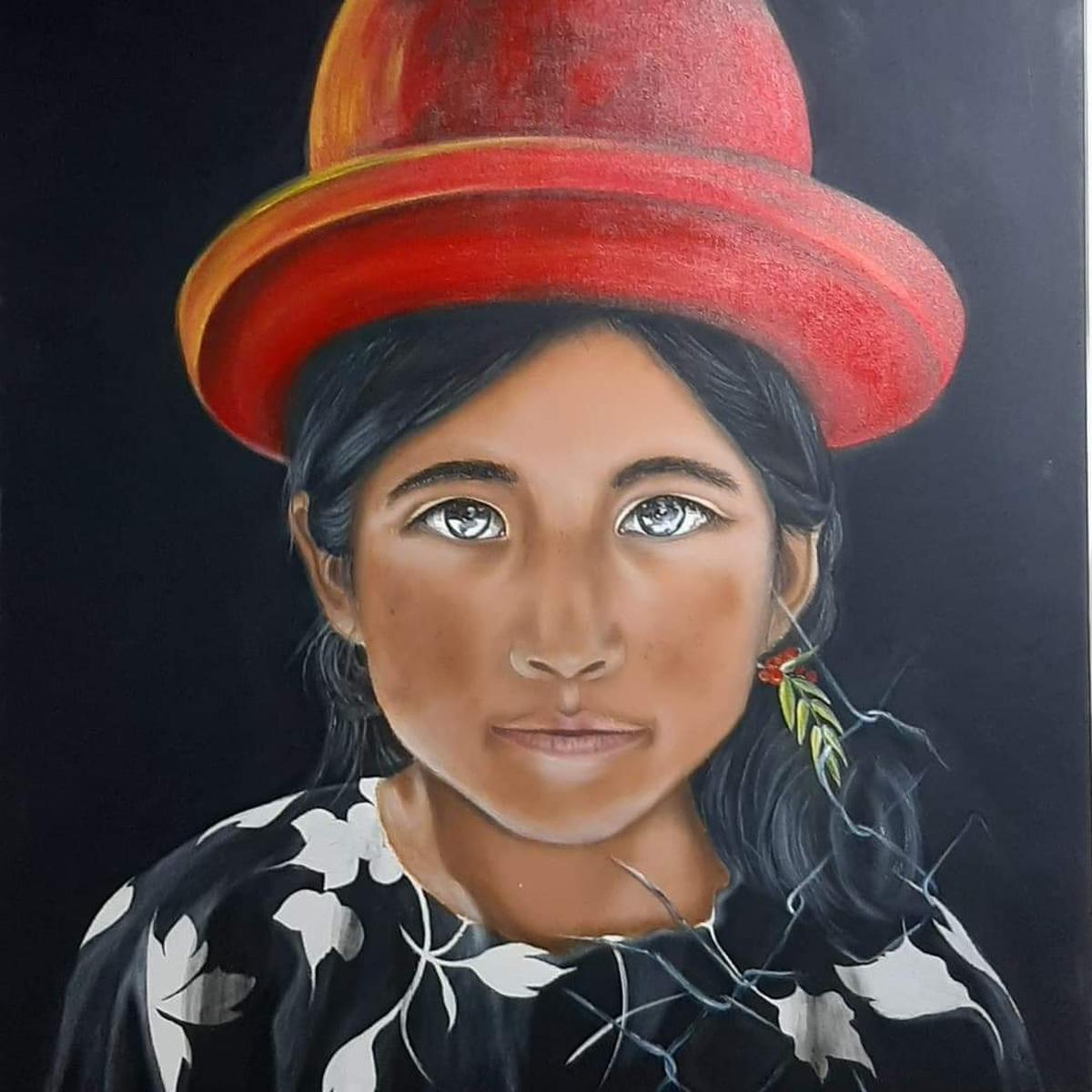 Moreno: inauguraron una muestra de mujeres originarias