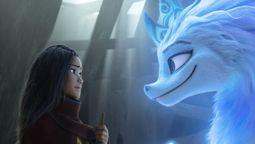 """altText(El 5 de marzo llega a los cines """"Raya y el último dragón"""" de Disney)}"""