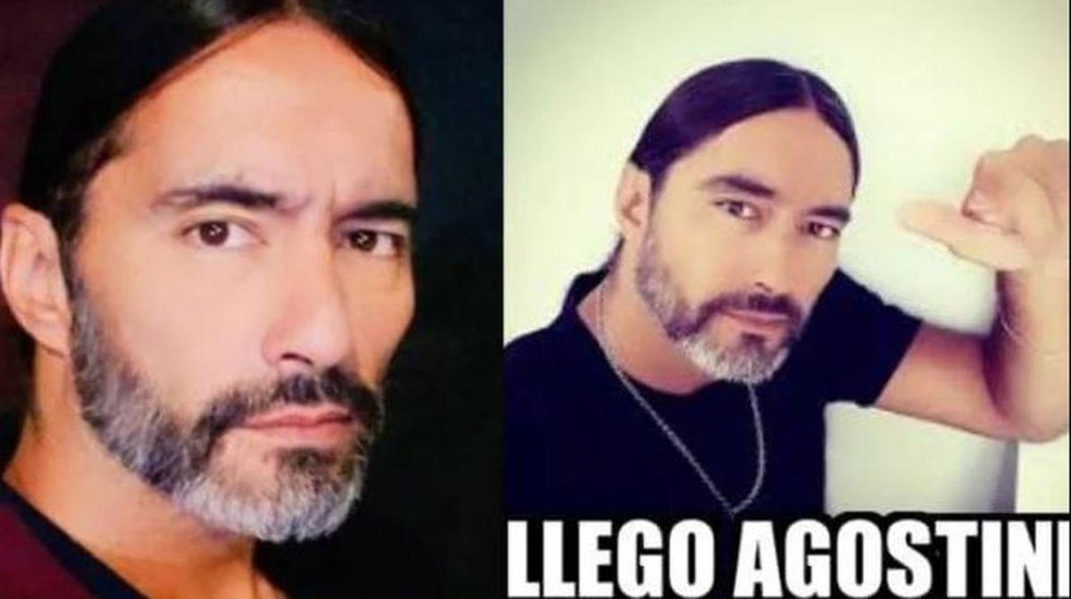 """Se terminan los memes de """"Julio"""" Iglesias, pero ya se preparan los de Agostini: así reaccionó el cantante de cumbia por los chistes con su apellido"""