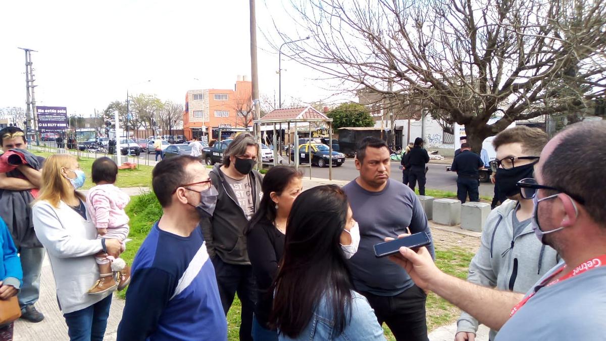 Ramos Mejía: conocé el reclamo de feriantes