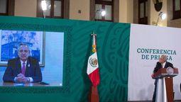 altText(Fernández anunció nuevos envíos de vacunas desde México)}