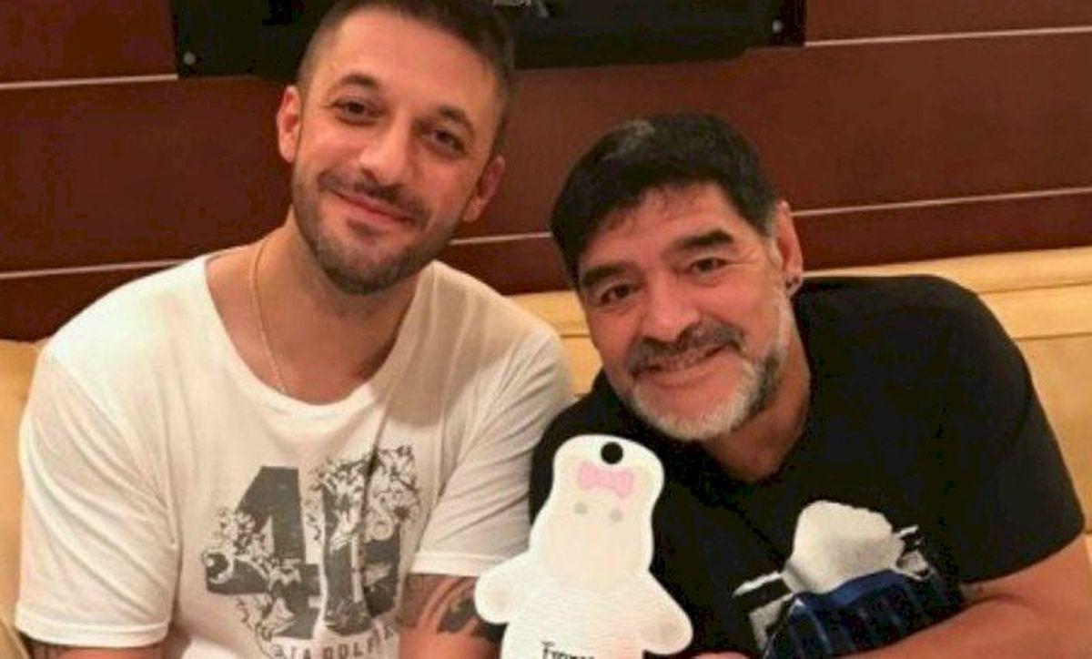 """""""A Maradona lo mataron Rocío Oliva, la cuarentena y los problemas médicos"""", arremetió Morla"""