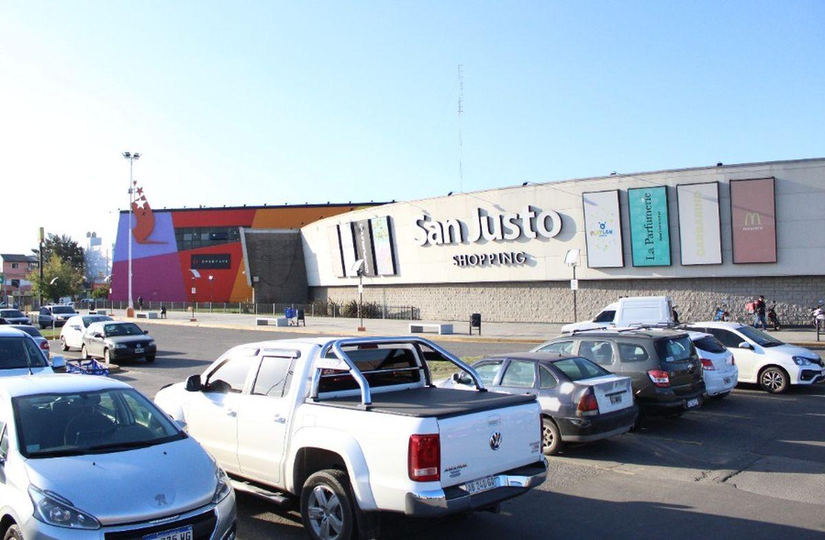 San Justo Shopping y el efecto de la pandemia