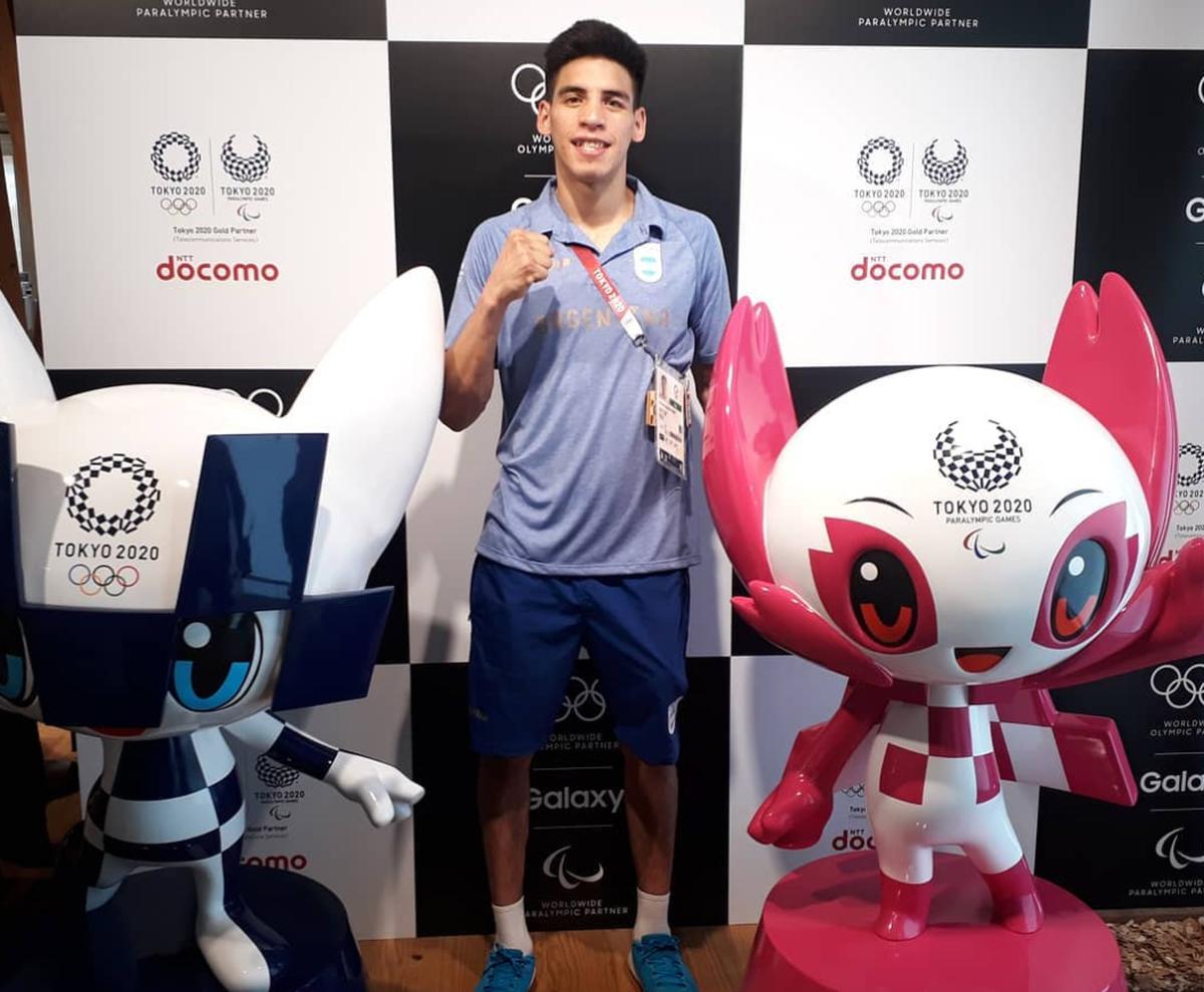 Juegos Olímpicos: Francisco Verón, el boxeador de la UNAHUR
