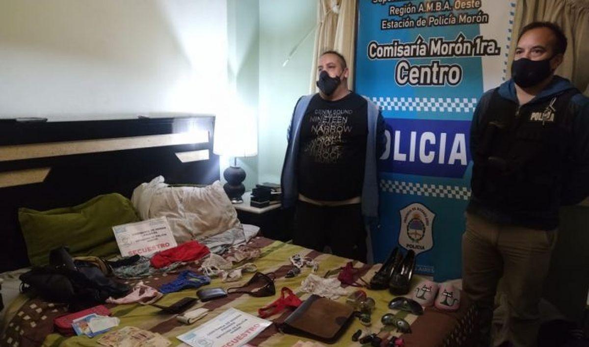 Detienen a dos hombres por trata de personas en Morón: rescataron a tres víctimas