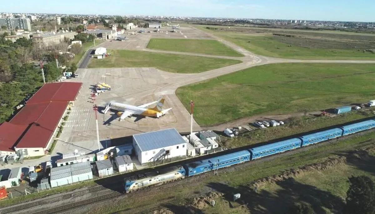 El Palomar: fuerte apoyo político para el Aeropuerto