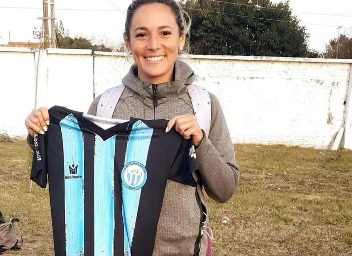 Rocío Oliva es nueva jugadora de Argentino de Merlo