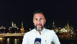 "altText(Emiliano Pinsón: ""En Castelar me siento parte, ese sentido de pertenencia me acompaña"")}"