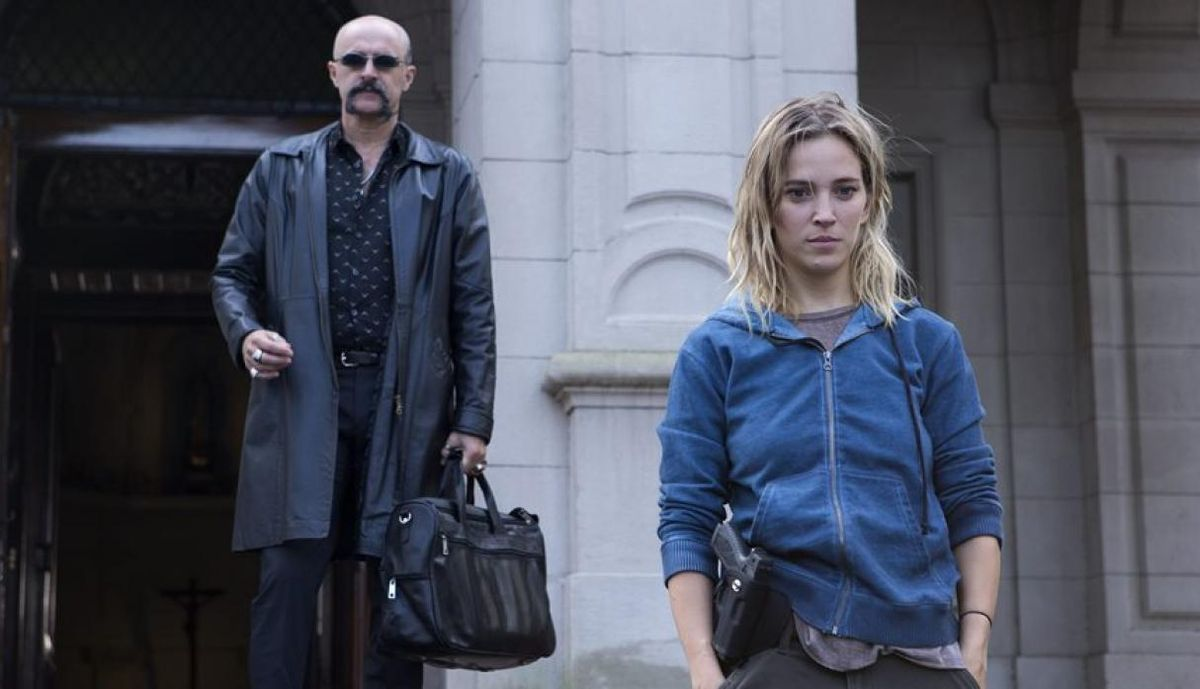 Netflix: comenzó el rodaje en Buenos Aires de Pipa