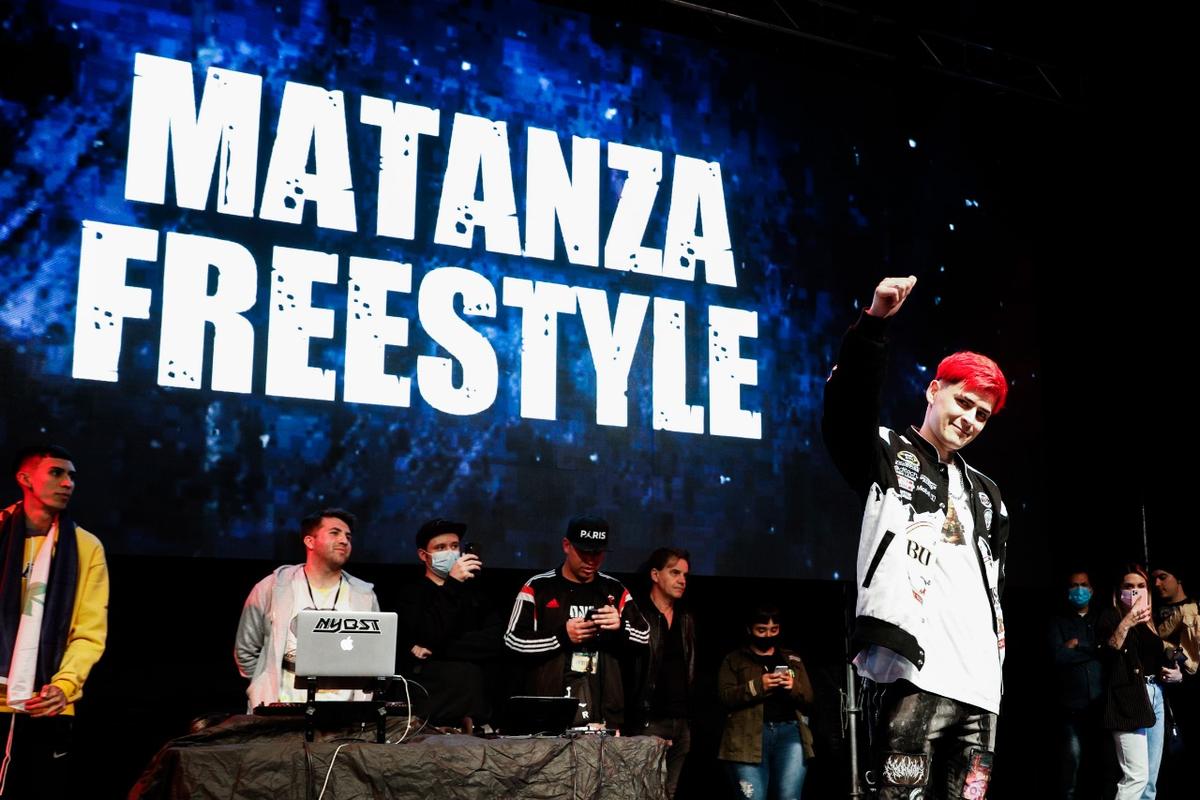 La Matanza: Multitudinario evento con el rapero Lit Killah