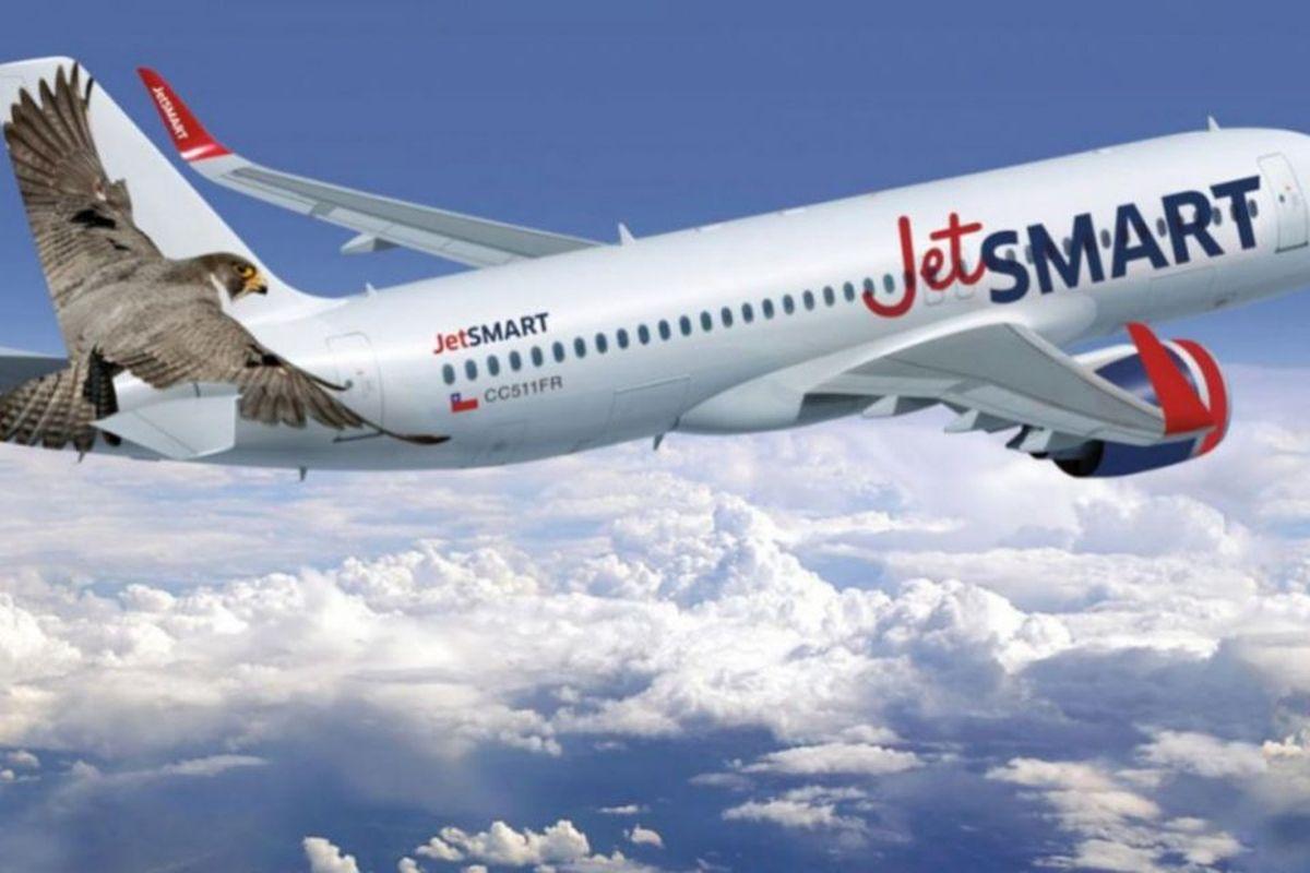 JetSMART vuelve a conectar Mendoza y Bariloche desde el 6 de enero de 2021
