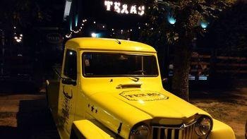 Texas Tacos&Beer, el bar de Merlo que trajo a Texas al oeste