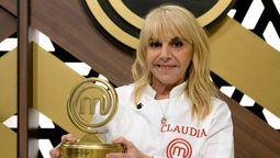 altText(Claudia Villafañe es la campeona de Masterchef Celebrity)}