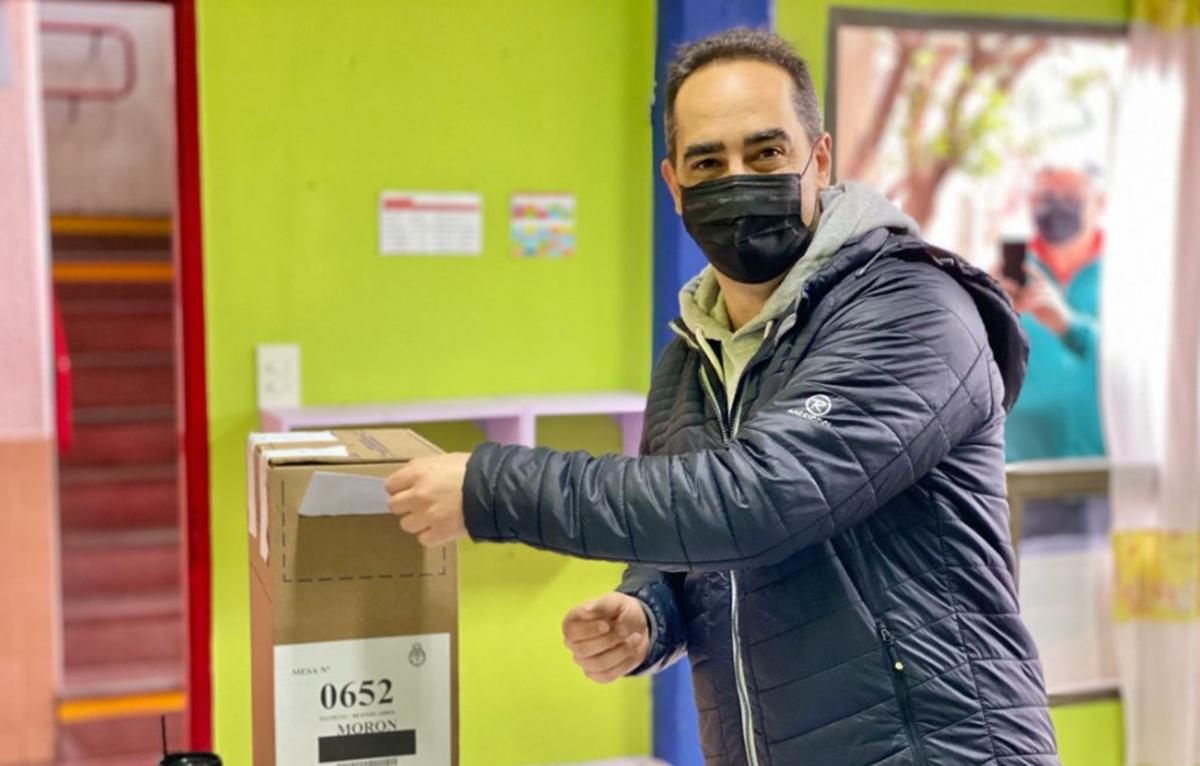 PASO: Tagliaferro votó con Ugartemendia en Castelar