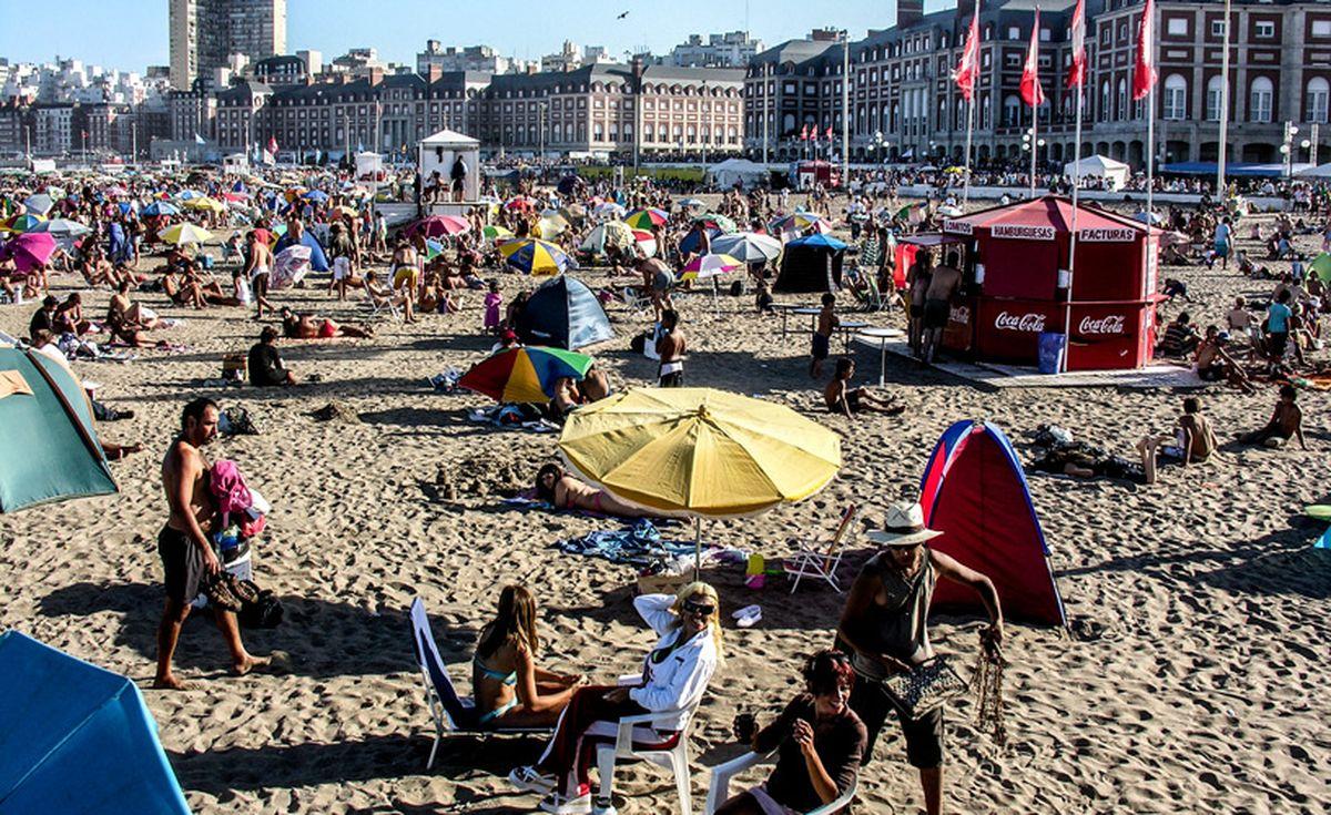 Mar del Plata recibió 381.000 turistas en la primera quincena