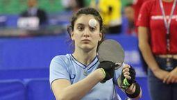altText(Constanza Garrone: la jugadora de tenis de mesa de Ituzaingó que competirá en Tokio 2021 y busca deconstruir los estereotipos en el deporte)}