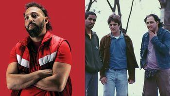 Ariel Staltari, el actor de Ciudadela que debutó en Okupas: