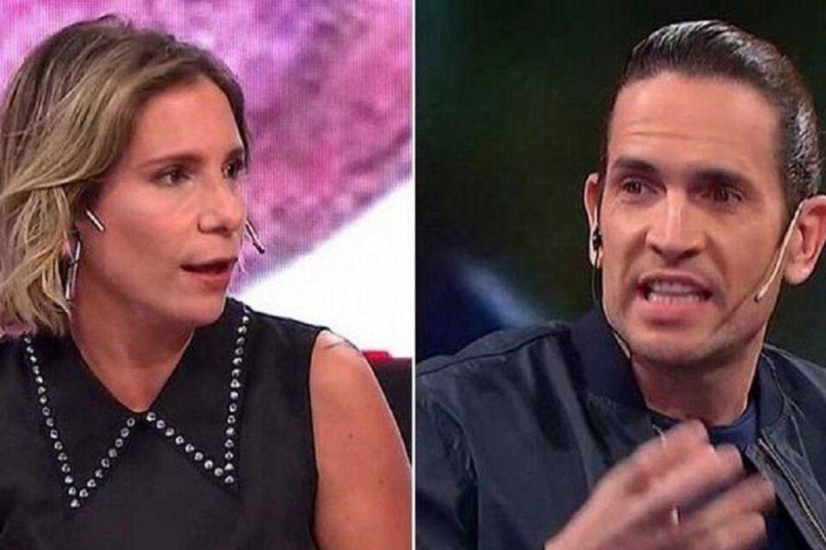 """El cruce entre Ángela Lerena y Diego Ramos por un chiste homofóbico: """"Que desperdicio"""""""