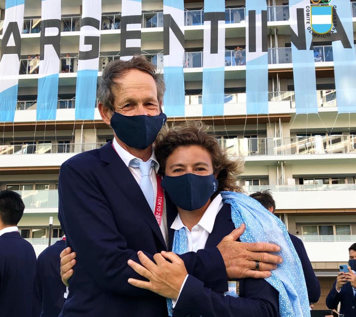 Juegos Olímpicos: Argentina en la ceremonia inaugural